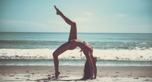 a woman workout for optimal health with tsfl