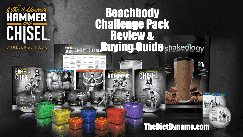 beachbody challenge pack reviews