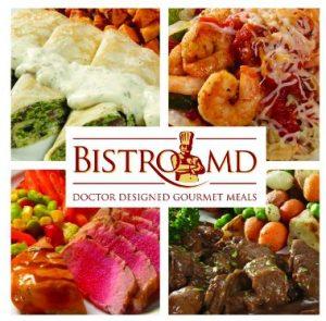 several bistro md meals
