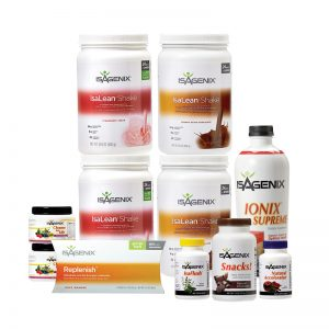 the isagenix 30 day cleanse reviews