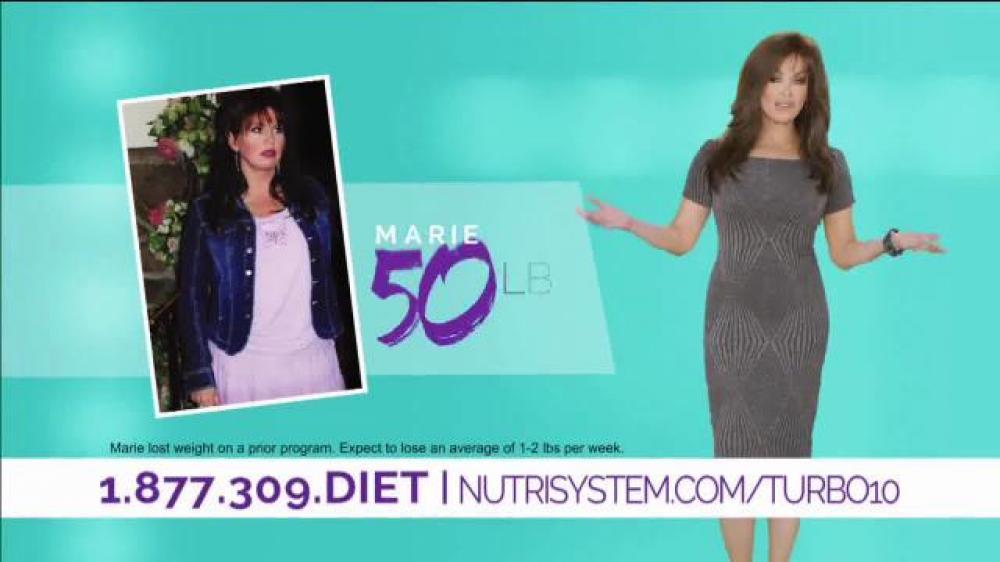 Marie Osmond Nutrisystem
