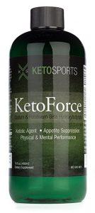 ketoforce ketogenic diet supplement