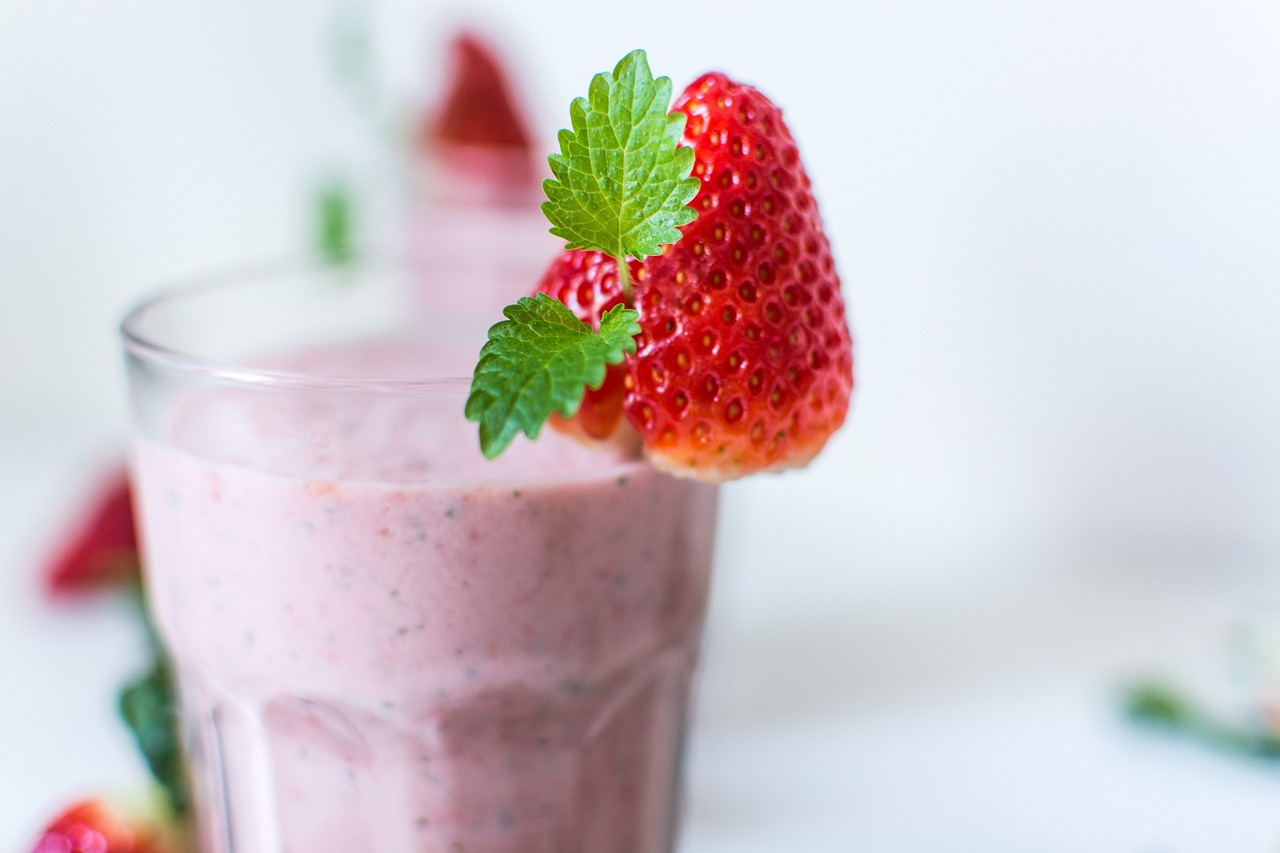 lose weight with their delicious shakes