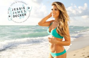 Jessie James Decker for the south beach diet