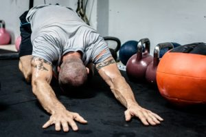 strength training can help with fat loss too as we get older