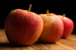 apples used to make vinegar