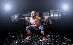 ketosis helps build lean muscle