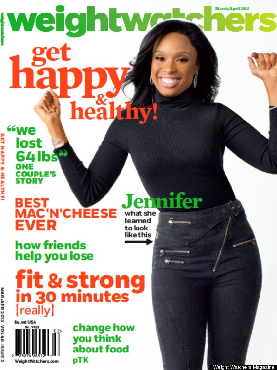 The Secret to Jennifer Hudson's Weight Loss [2018] Was