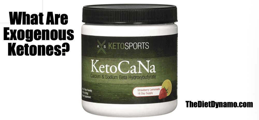 what are exogenous Ketones