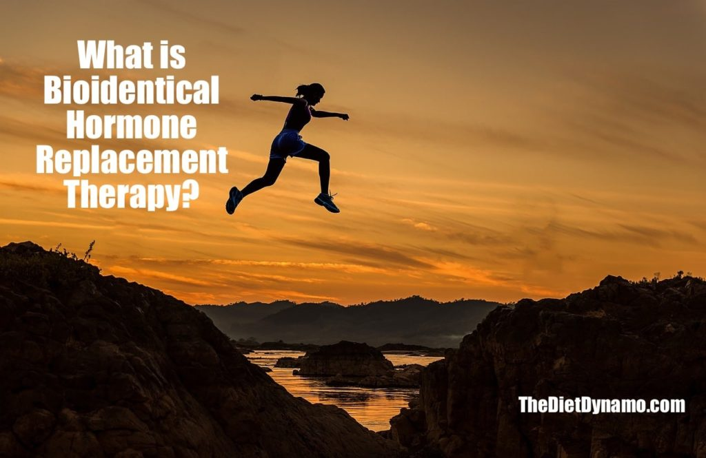 what is bioidentical hormone replacement therapy