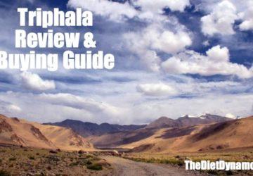 Triphala Review & Buying Guide