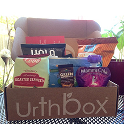 urthbox what's inside