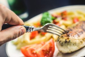 a healthy meal you could make using the mayo clinic diet blueprint