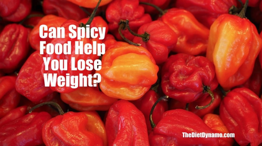 can spicy food help with weight loss