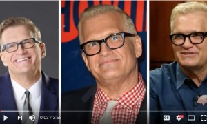 how did Drew Carey lose so much weight