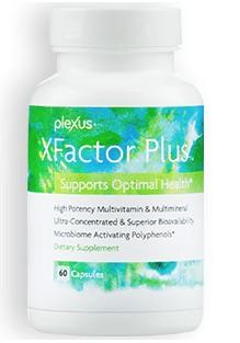 a bottle of xfactor plus