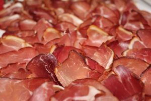 a lot of ham can get you into ketosis