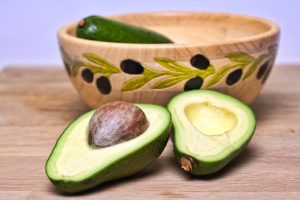 avocados are a source of good cholesterol