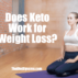 does keto work for weight loss