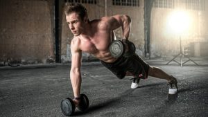 fitness is an important way for guys to lose weight