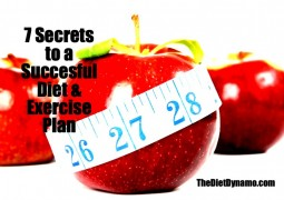 the seven secrets to a good diet plan