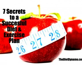 the seven secrets to a good diet plan
