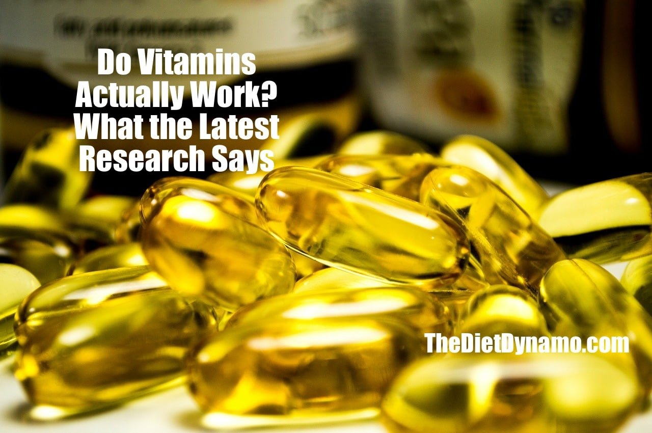 do vitamins really work