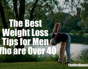 weight loss tips for men who are over 40
