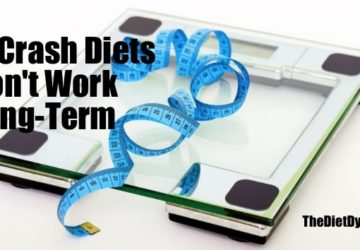 why crash diets don't work