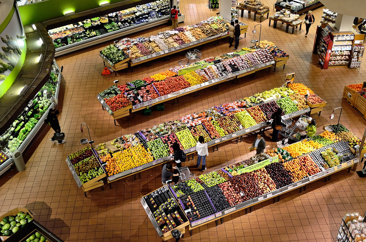how to grocery shop on nutrisystem