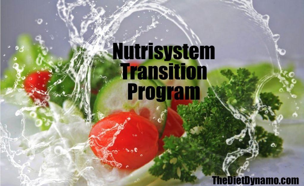 the nutrisystem success program