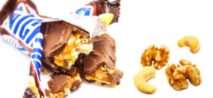 candy bars aren't allowed on the candida diet