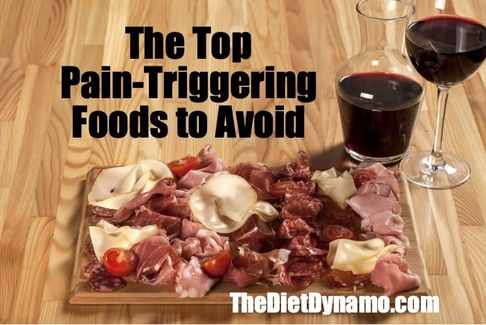 pain triggering foods to avoid