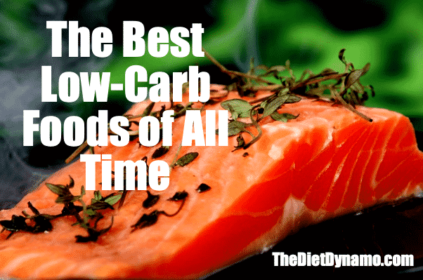 the best low carb foods of all time