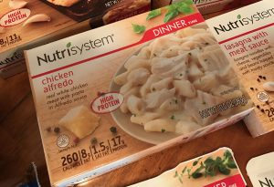 what is the cost of the nutrisystem program