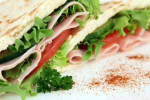 lunch meat turkey which is actually bad for you in some cases