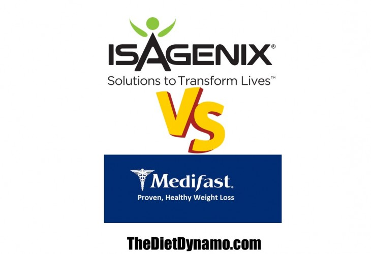 is isagenix or medifast better