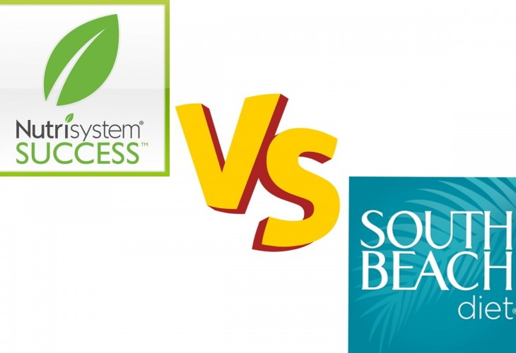 nutrisystem or the south beach diet