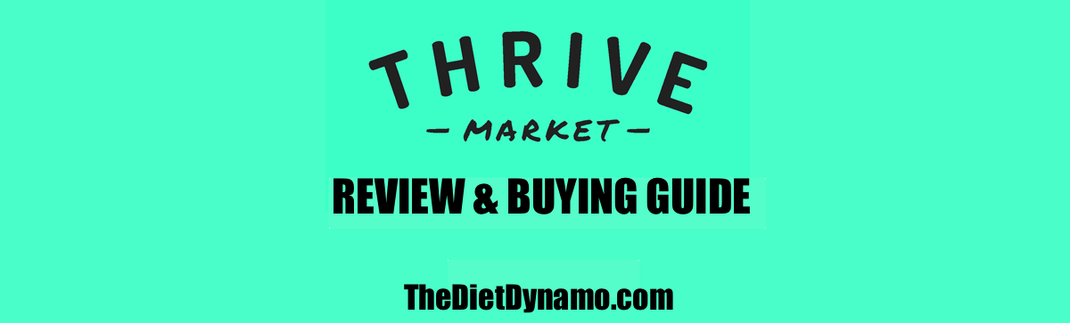 thrive market reviews and pricing info