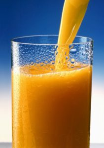 orange juice from concentrate is something trim down club says you should avoid