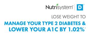 save money on the nutrisystem d program