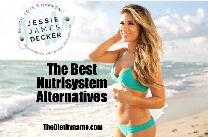 south beach diet is one of the best nutrisystem alternatives