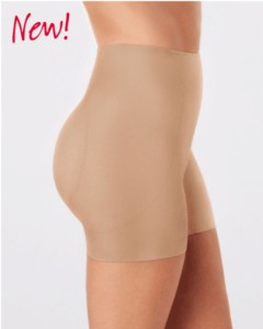 a side view of some spanx shapewear