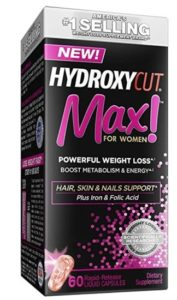 a box of hydroxycut max