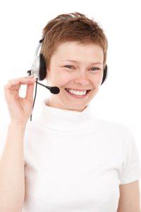 a Nutrisystem customer service agent