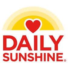 the daily sunshine logo