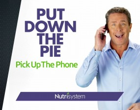 Dan Marino appears in a nutrisystem television ad