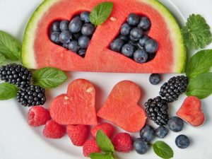 healthy fruits are one of the smart eating choices with TSFL