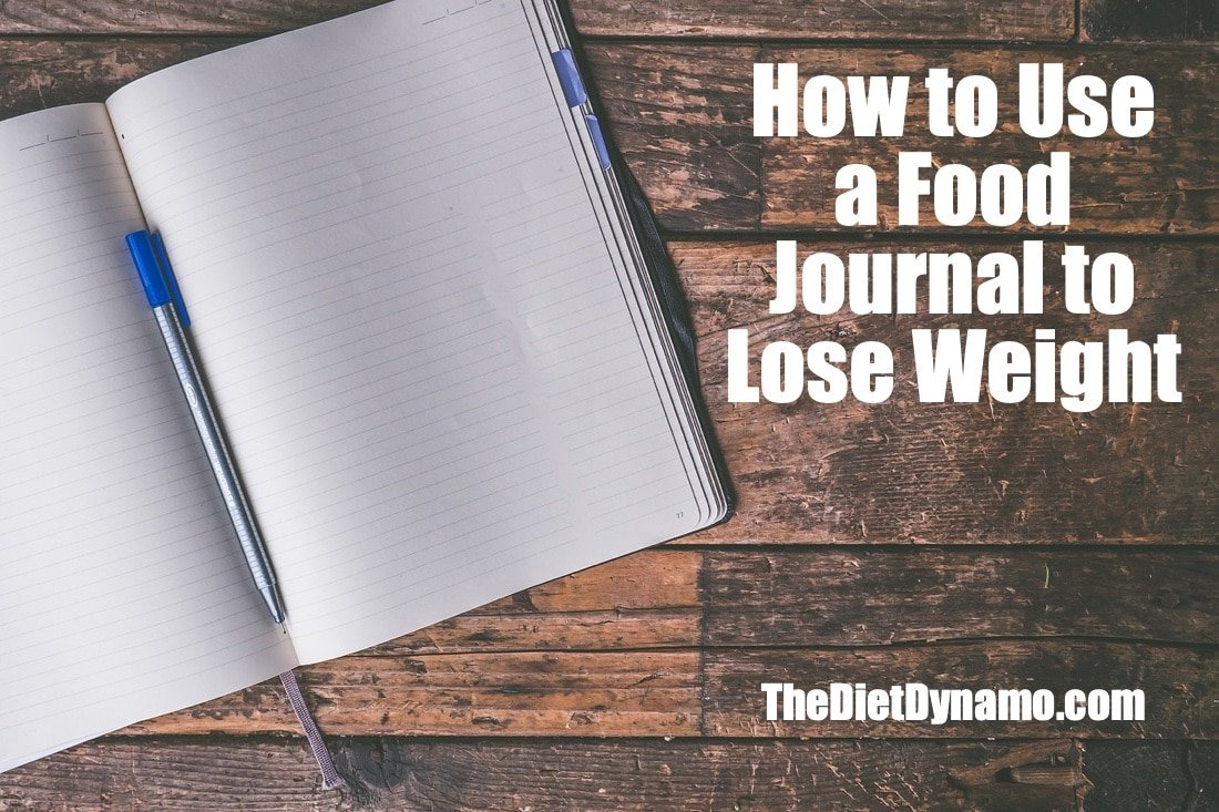 how to use a food journal to lose weight