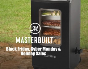 masterbuilt black friday cyber monday and holiday deals